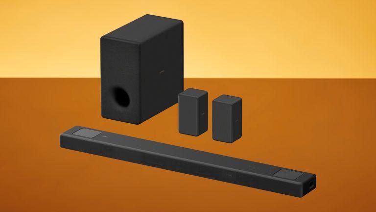 Sony HT-A5000 soundbar system