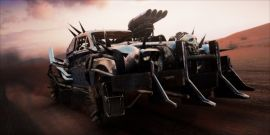 April's Free PlayStation Plus Titles Include Mad Max