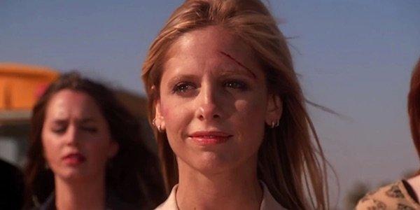 Buffy the Vampire Slayer Sarah Michelle Gellar Buffy Summers