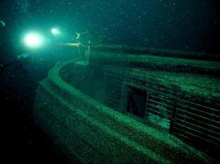 shipwreck alley, invasive species