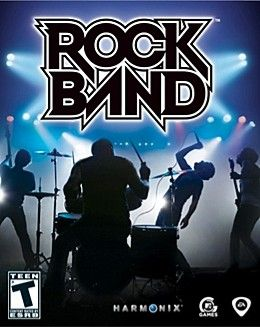 EA's Rock Band just got some harsh competition from Guitar Hero World Tour