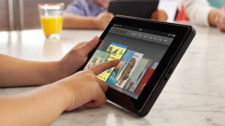 Kindle Fire UK release date, Amazon still keeping quiet