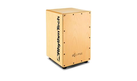 Adjusting the tension of the front screws allows the cajon to become tuneable