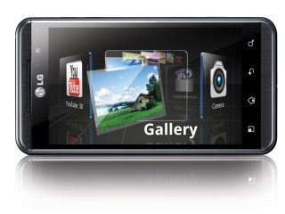 LG Optimus 3D release dates by network