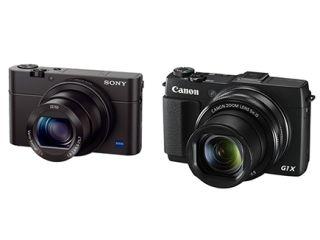 Sony RX100 III vs. Canon G1 X Mark II: Camera Shootout