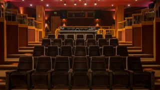 Historic Fantasy Film Center Reopens with Meyer Sound Cinema System