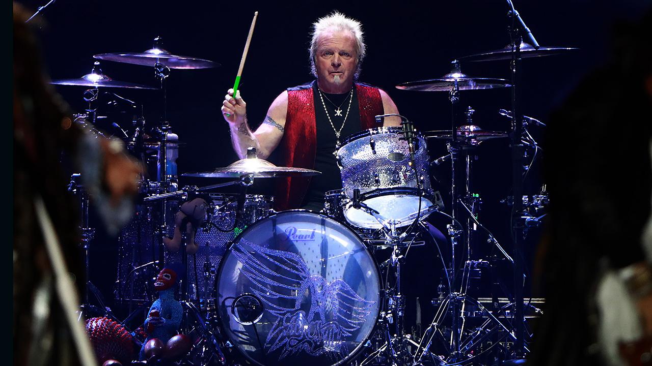 Aerosmith's Joey Kramer misses Las Vegas show
