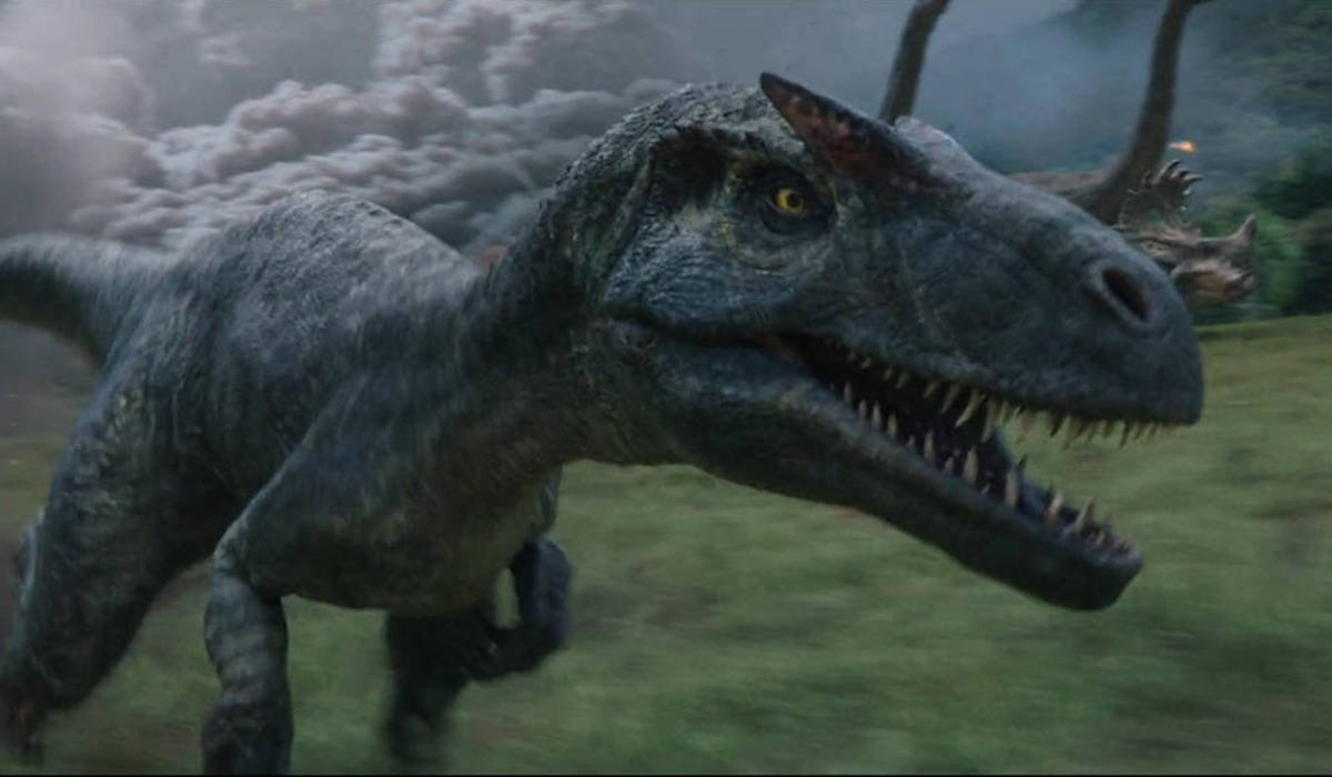 Jurassic World: Fallen Kingdom, raptor