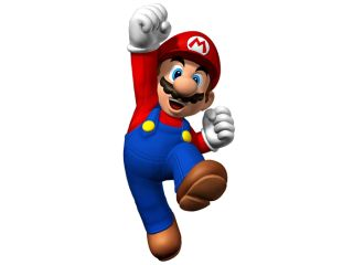 Woohoo! No rickets for Mario lovers