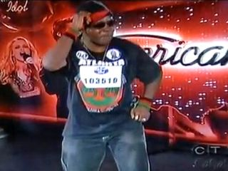 General Larry Platt on Idol original or not