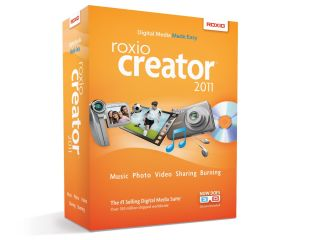 Roxio Creator 2011 turn your video and pictures into 3D