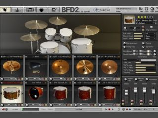 FXpansion introduces BFD Oak Custom Kit | MusicRadar