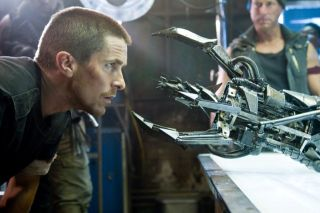 Terminator Salvation Blu-ray to feature live commentary