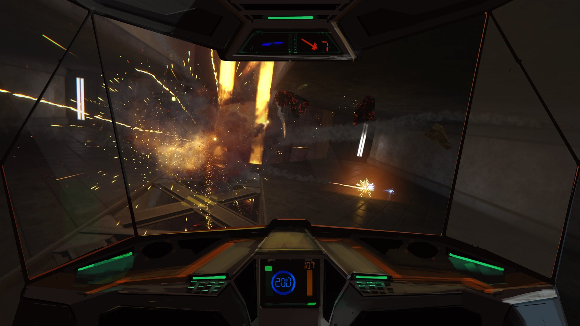 The Overload Kickstarter gets funded just two hours before