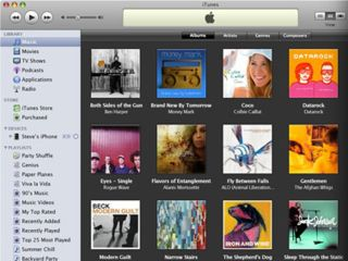 iTunes is under threat from Amazon and Spotify as the lead MP3 retailer