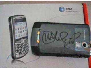 This BlackBerry is a wonderland