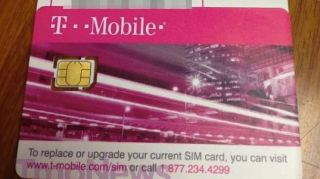 TMobile SIM Cards for iPhone 5