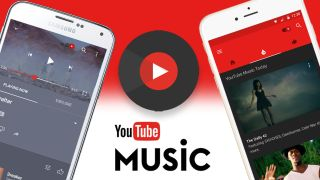 YouTube Music is available starting today