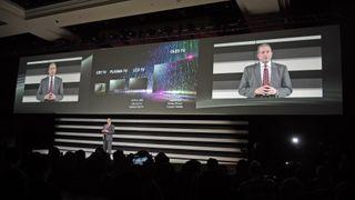 LG unveils OLED plans