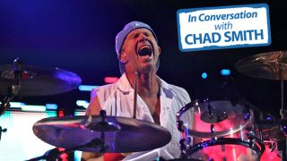 Chad Smith talks with fellow musicians in the brand-new podcast series, In Conversation