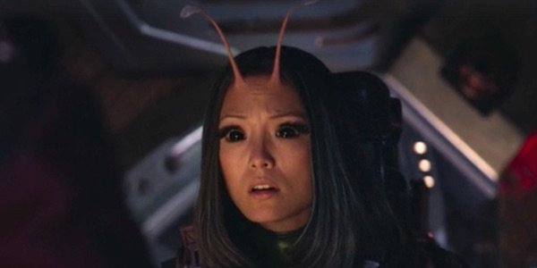 Mantis in Infinity War