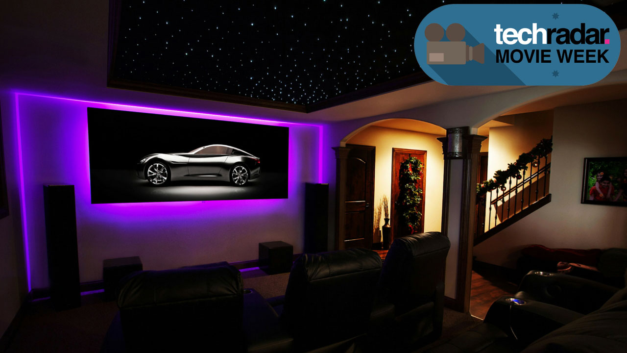 How To Create The Perfect Home Cinema Setup Techradar Wiring A Theater Room