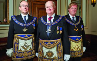 'There are no goats involved,' chuckles one contributor at the start of this five-part series delving into the mysterious world of the Freemasons.