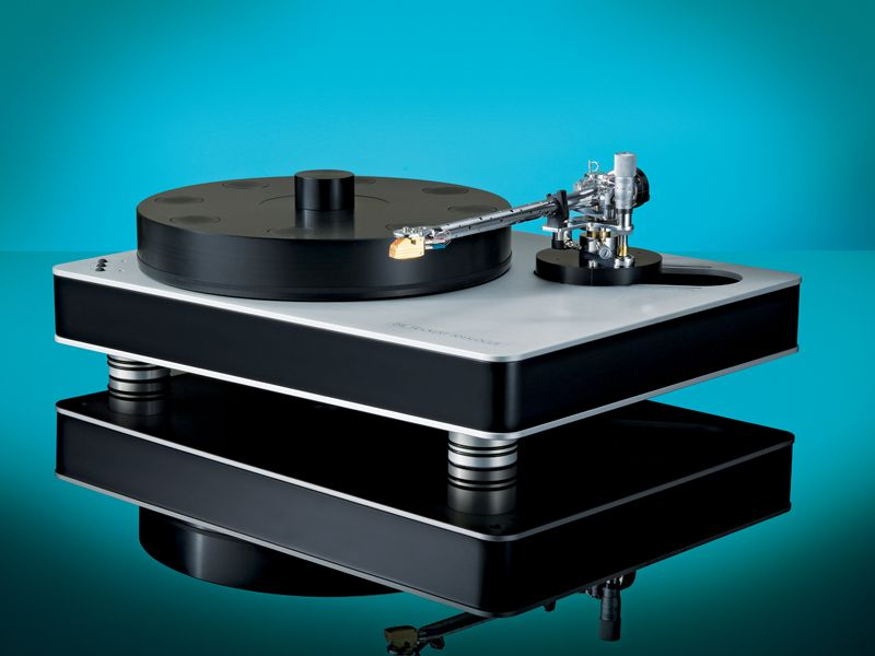 Dr Feickert Analogue Woodpecker Turntable Review Techradar