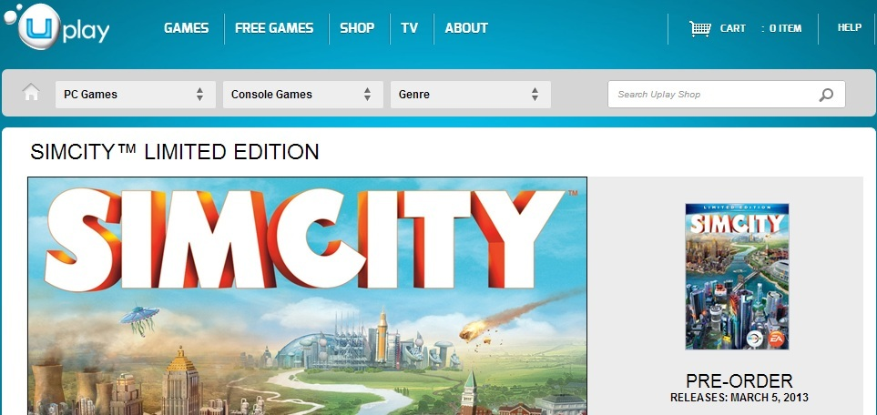 EA and Ubisoft now carrying each other's games on Origin and