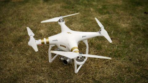 video surveillance drone