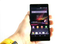 Sony Xperia Z Google Nexus Edition