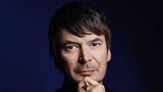 Ian Rankin writes 'Murder Island'.