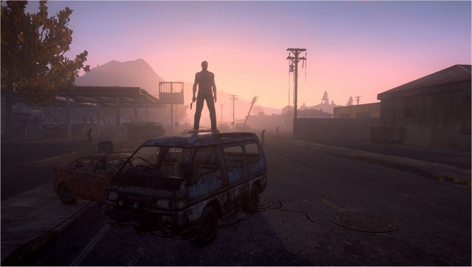 H1Z1 Gameplay Video Showcases Looting, Inventory, Zombie Combat