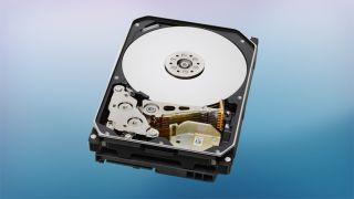 HGST hard drive