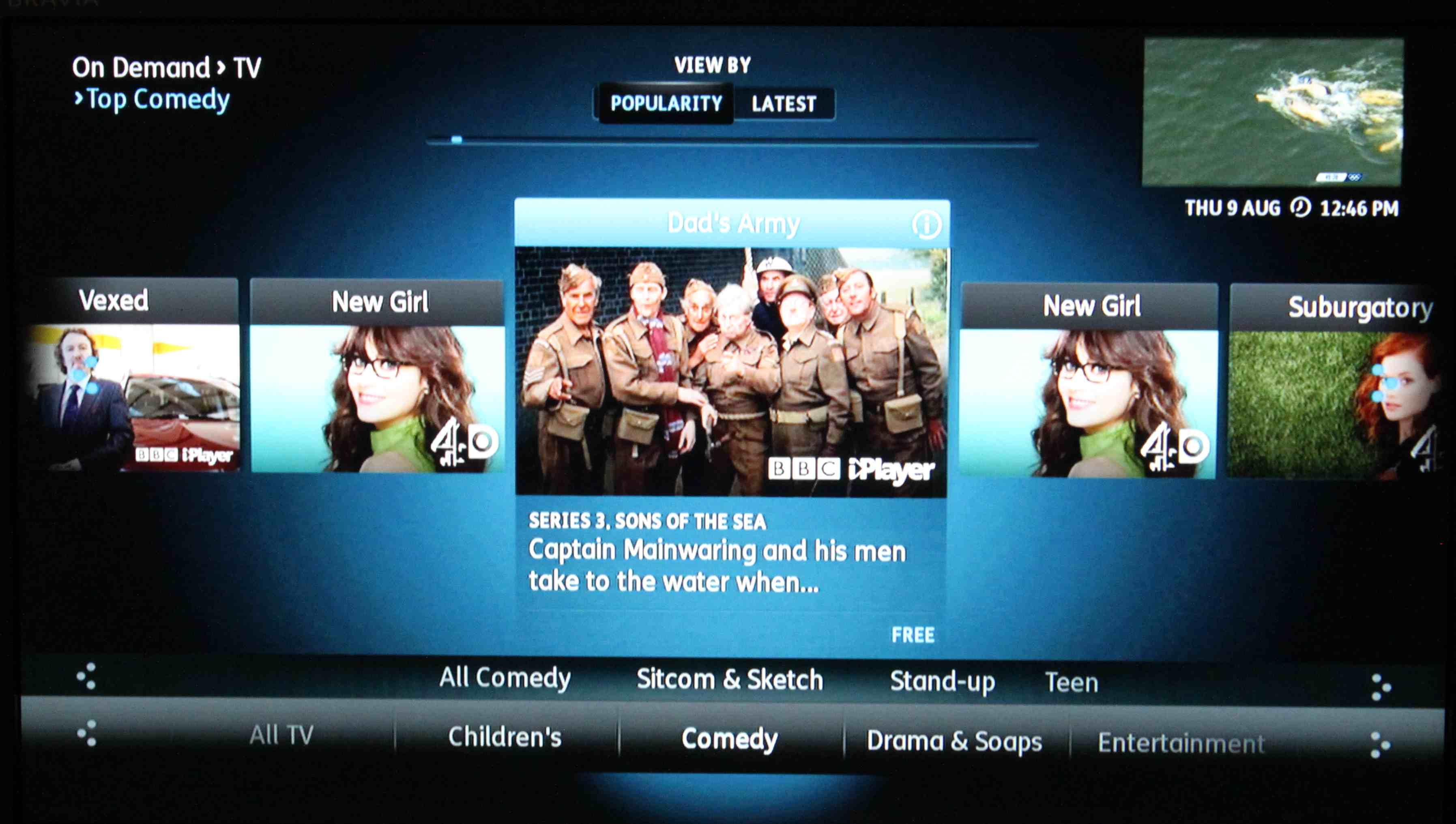 BT TV App takes on Sky Go and Ultraviolet | TechRadar