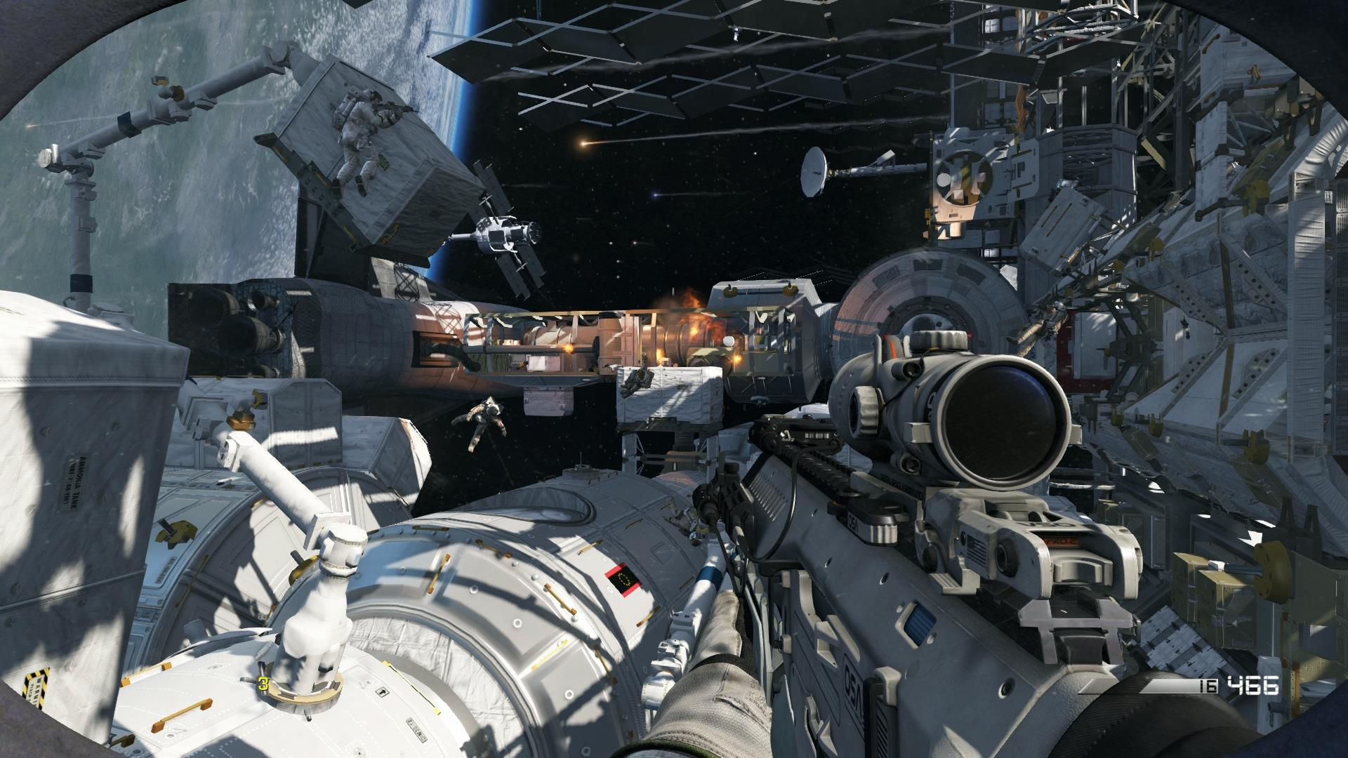 Call of Duty: Ghosts PC review | PC Gamer Call Of Duty Maps Ghost on