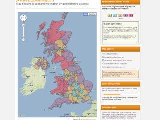 The state of the UK s broadband