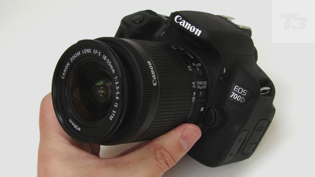 Canon EOS 700D review | T3