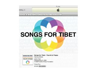 Songs for Tibet the album that cost China iTunes