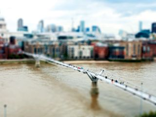 Tilt-shift editing explained