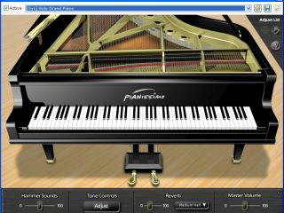 Well it certainly looks like a piano