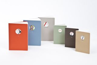 Type-lovers will adore this new notebook range