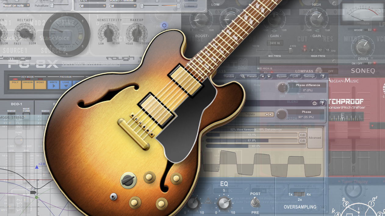 The 16 best free GarageBand plugins | TechRadar