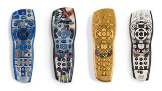 Star Wars remote controls