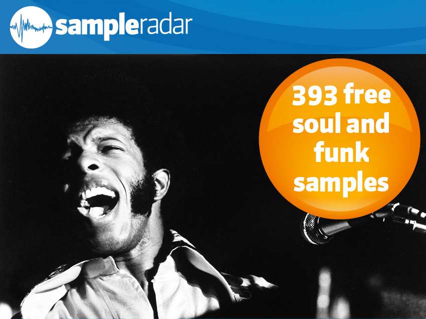 SampleRadar: 393 free soul and funk samples | MusicRadar