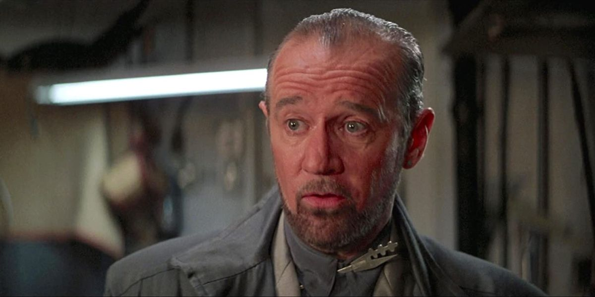 George Carlin in Bill and Ted's Excellent Adventure