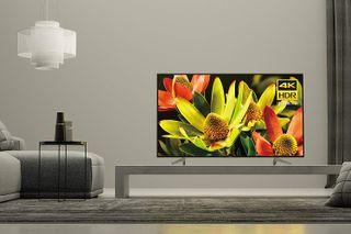 Sony X830F 4K HDR Smart TV