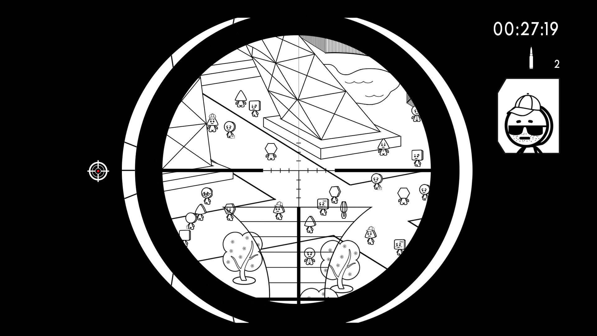 Geometric Sniper - Blood in Paris