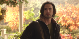 One Month Later, Milo Ventimiglia Hasn't Forgotten Us Thirsting Over His Short Shorts