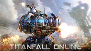 Splash art for Titanfall Online